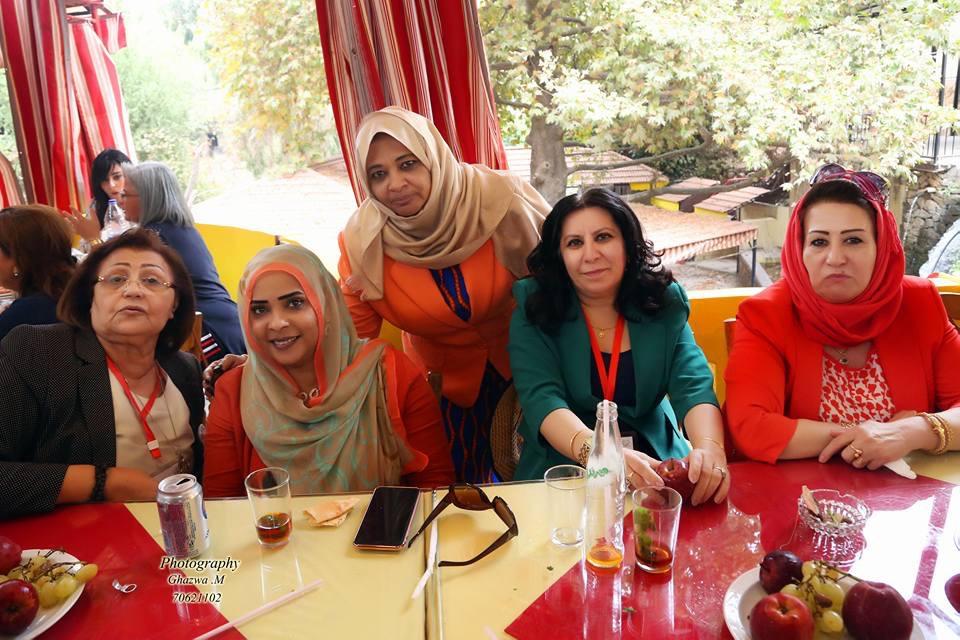 تدشين فرع لبنان للاتحاد العربي للمرأة المتخصصة